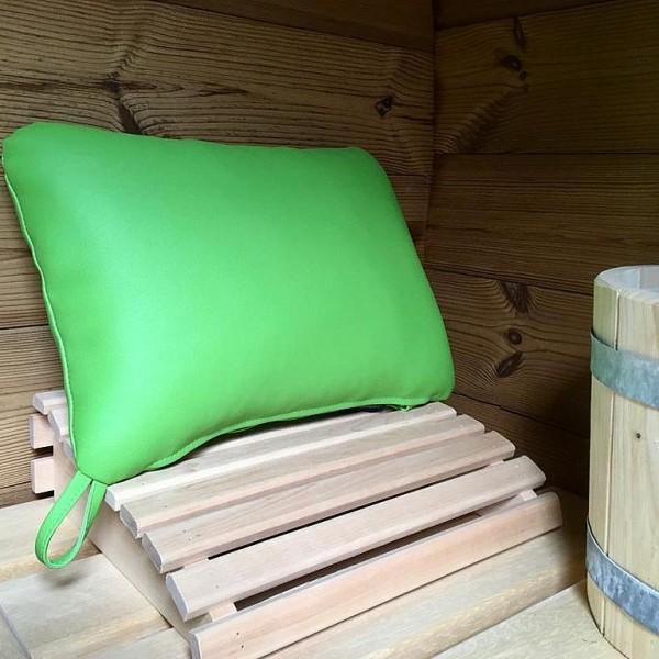 Saunakissen Soft Pad mit Schlaufe zum Aufhängen