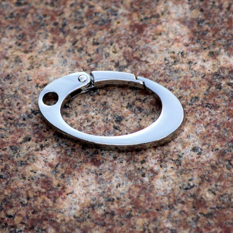 Druckknopf Durchmesser 11 mm Farbe Silber für Bommel mit Annähen Drucker