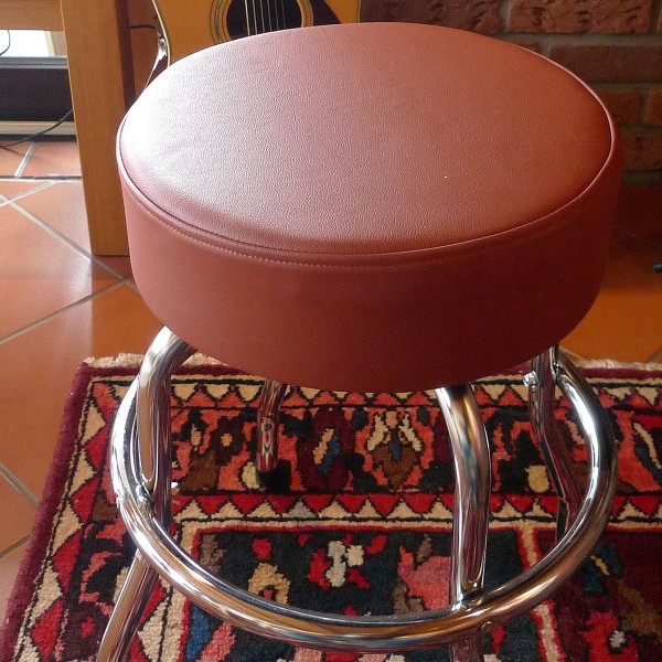 Cushion round Oil barrel Bar stool Seat cushion Barrel