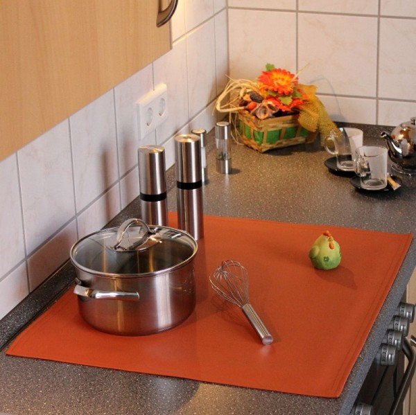 Cooking Plaid Ceranfeldabdeckung